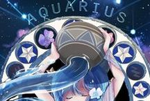 Aquarius / Board about the astrology sun sign and constellation of Aquarius. Pins include zodiac/astrological artwork, gifts and infographics. Aquarius, the Water Bearer, is a fixed air sign, ruled by Uranus.