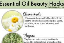 Essential Oils / Information about essential oils and their health benefits.
