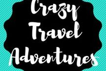 Crazy Travel Adventures / Pin all your crazy adventures and travel related posts. Only VERTICAL posts please. Send me a message if you want to join.