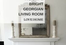 Home Tours | Love to Home / Who doesn't love snooping round someone else's home? From house tours to room tours, and before & afters too, spend some time stepping inside these gorgeous homes.