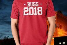 T-skjorter: Russ 2018