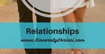 Relationships and Dating / This board is full of articles, tips, and resources for dating, engaged, and married couples. Dating Relationship | Engaged Couples | Christian Relationship | Purity | Relationship Tips | New Love | Romance in Dating Relationships | Relationship Problems | Relationship Issues | Premarital | Sex before marriage