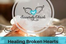 Healing broken hearts / This board is full of resources for the broken-hearted. Prayer for Broken Hearts | Healing Broken Hearts Feelings | Healing Broken Hearts Grief | Broken Relationships | Faith | Divorce | Depression | Breakup | Sadness | Hurt Feelings Love Relationship Marriage