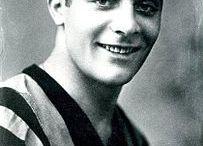 Leggende: Giuseppe Meazza / Giuseppe Meazza campione del mondo con la nazionale italiana nel 1934 e 1938