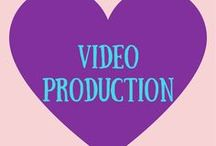 Video Production / My main passion is video production and filmmaking! I enjoy learning new camera + editing tips along with video inspiration!
