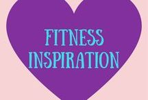 Fitness Inspiration / It's difficult to fit in daily workouts with a busy schedule. Fitness inspiration + tips help keep me motivated. I need to change things up with new fitness challenges!