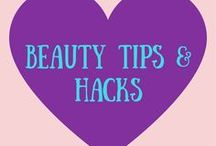 Beauty Tips and Hacks / I love all things beauty, but need all the help I can get! Working on having healthy hair + skin and becoming more comfortable with makeup products!