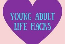 Life Hacks / Things to make life a little bit easier! Millennial Life Hacks to help us all survive and thrive in this world.