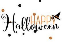 halloween! / pöö! tästä taulusta löydät pelottavia askarteluja, halloween bileisiin herkkuja ja paljon paljon muuta.