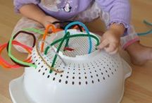 Preschool Ideas / Activities, games, crafts and other learning aids for the preschool age