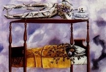 Frida Kahlo / Paintings and Photographs from the painter Frida Kahlo.