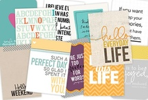 Printables / Mostly free printables. Because who doesn't love a printable?! / by Andrea Thurber