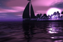 purple / by Artform The Heart