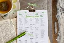 Printables / by Daisy Hicks Woods