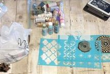 Craft and DIY Ideas / Fun crafts and DIY projects to tackle someday.
