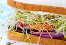 Recipes: Vegan / Vegan recipe ideas and inspiration to please a crowd