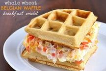 Recipes: Breakfast / Great breakfast recipes for eggs, french toast, waffles, pancakes and more