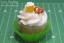 Super Bowl Food / Super Bowl Snacks, Desserts Food that are easy to make / by Party Pinching