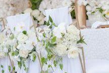 White/Ivory Weddings / by Tessa@ Evenstar Paperie