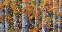 Bob Chrzanowski / Oil painting