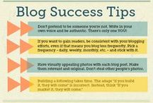 Blogging Tips / Blogging tips, advice, and resources for running and growing a successful and fun blog.