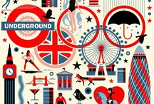 London / by Shiri Rubin Creates Color