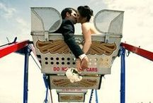 Falling in Love on a Ferris Wheel / by Christine Hodges