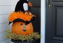 Fall and Halloween