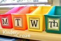 Classroom Organization / by Daisy Hicks Woods