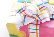 Gift Wrapping / Get wrapped up! / by Cintia MyPoppet
