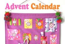 Advent calendars / by Cintia MyPoppet