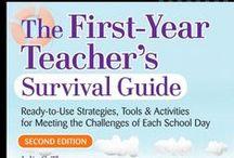 First Year Teacher / by Daisy Hicks Woods