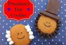 Presidents' Day / by Party Pinching