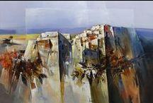 Pietro Piccoli / Acrylic Painting