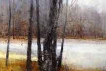 Kim Coulter / Oil painting