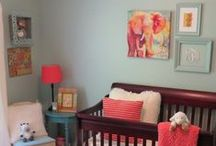 Marley's Nursery Inspiration / by Daisy Hicks Woods