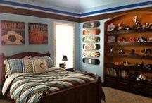Darien's room / by Daisy Hicks Woods