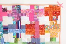 CRAFT - Quilts and Quilting / Quilting tutorials and Quilt Design Inspiration
