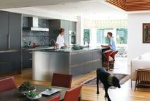 Ideas for kitchen studio