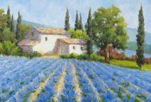 Barrett Edwards / Oil Painting