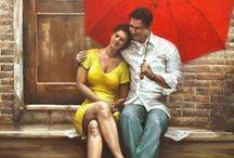 Daniel Del Orfano / Oil Painting