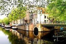 Amsterdam / by Shiri Rubin Creates Color