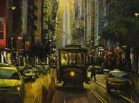 Blai Tomas Ibanez /  Acrylic Painting