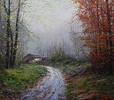 Miguel Peidro / Oil Paintings