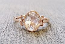 Engagement Rings / Stunning inspiration for beautiful engagement rings.