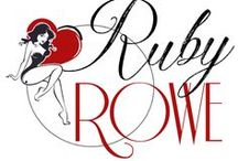Author Ruby Rowe inspiration