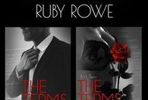 Novels-The Terms: Part One and Two (The Terms Duet) / Ruby's suspenseful, romantic duet!