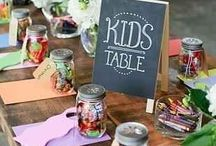 Ideas for children at weddings