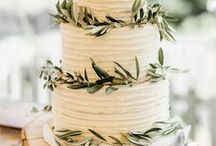 Rustic Wedding Cake Ideas / Rustic wedding cake ideas to bring charm & an extra taste of the traditional to your wonderful day. -- www.gellifawr.co.uk