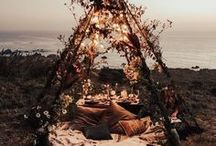 Hygge Wedding Ideas / Master the Danish art of hygge and fill your woodland wedding with cosiness, contentment and togetherness. -- www.gellifawr.co.uk